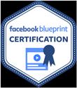 facebook blueprint certification logo