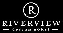 Riverview-Custom-Home-Logo-White
